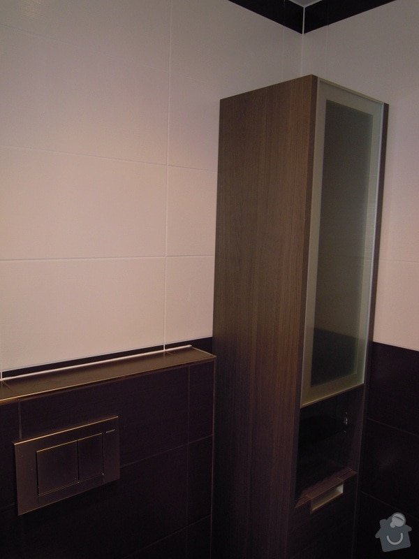Kompletní rekonstrukce koupelny: 165-07