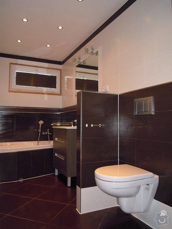Kompletní rekonstrukce koupelny: 165-08