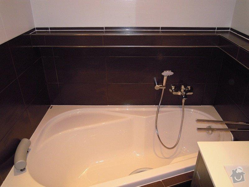 Kompletní rekonstrukce koupelny: 165-10