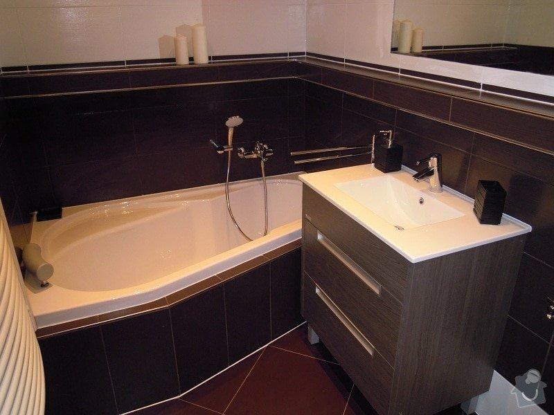 Kompletní rekonstrukce koupelny: 165-12