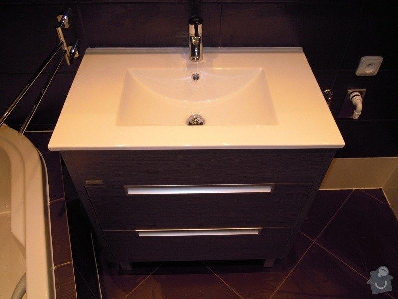 Kompletní rekonstrukce koupelny: 165-15