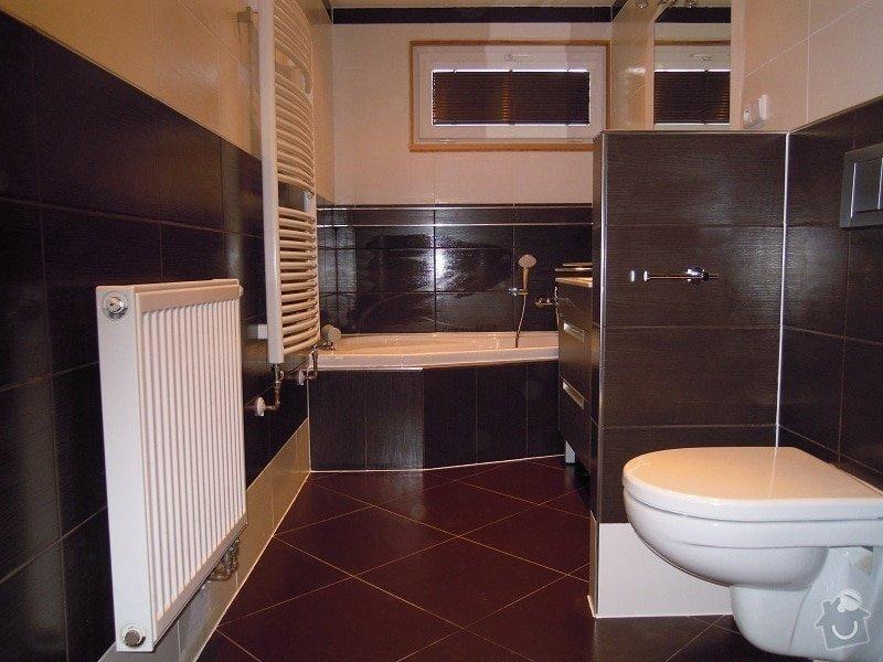 Kompletní rekonstrukce koupelny: 165-16