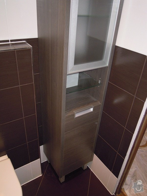 Kompletní rekonstrukce koupelny: 165-20