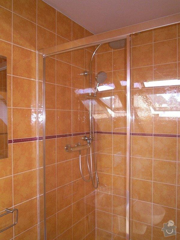 Kompletní rekonstrukce koupelny: 165-21