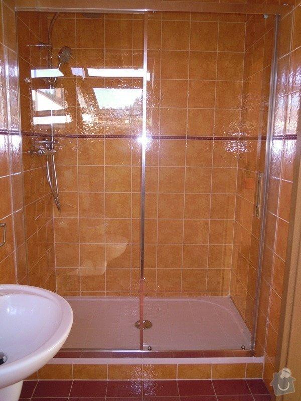 Kompletní rekonstrukce koupelny: 165-22