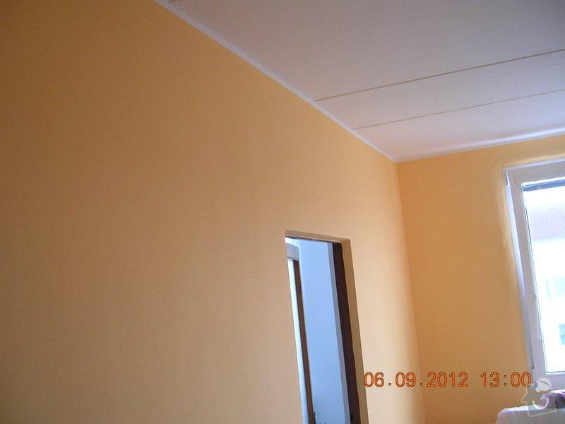 Elektroinstalace, malířské a štukatérské práce(2 pokoje) : DSCN4632