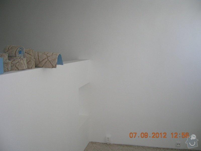 Elektroinstalace, malířské a štukatérské práce(2 pokoje) : DSCN4636