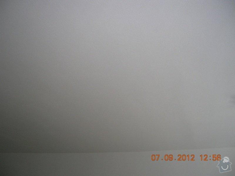 Elektroinstalace, malířské a štukatérské práce(2 pokoje) : DSCN4637