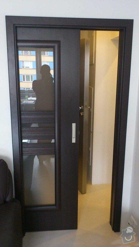 Posuvné dveře do pouzdra CETRA: 1169
