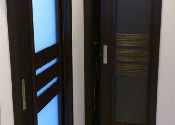 Posuvné dveře do pouzdra CETRA