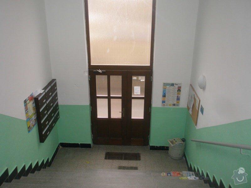 Malování společných prostor domu 6 vchodů: P3080068
