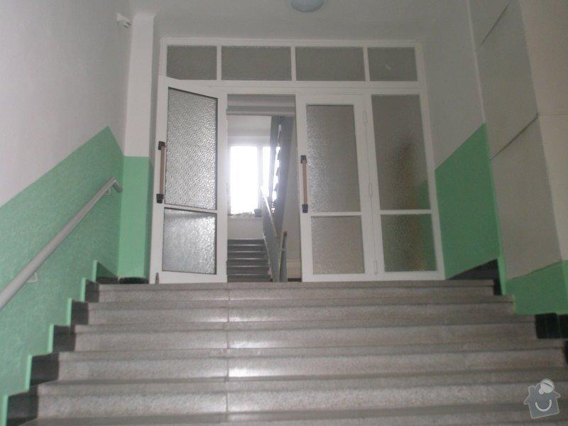 Malování společných prostor domu 6 vchodů: P3080069
