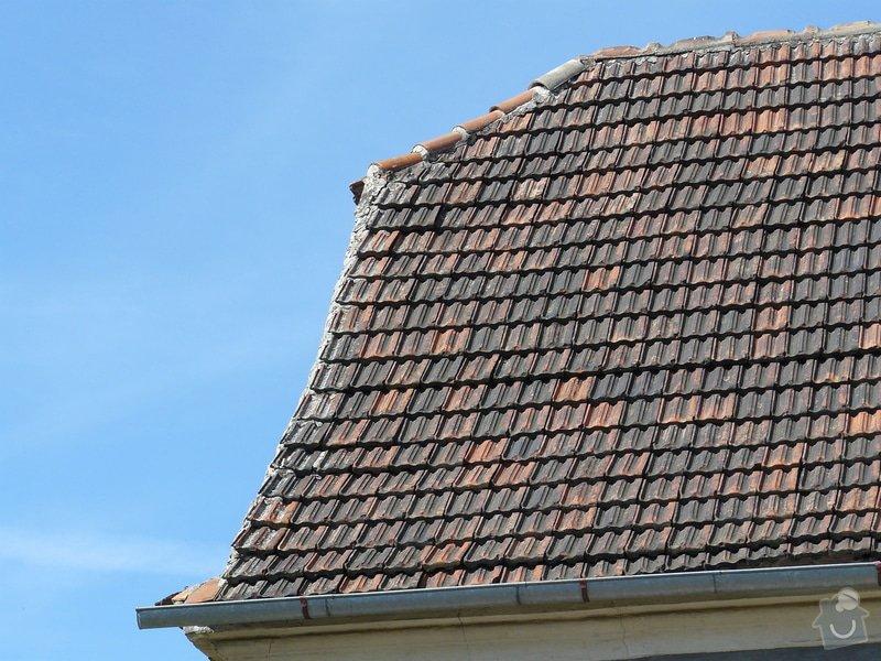 Pokrývače pro opravy čtyř střech: P1270095