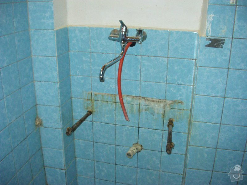 Rekonstrukce koupelny a WC: P5260005