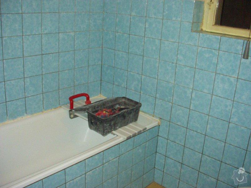 Rekonstrukce koupelny a WC: P5260006