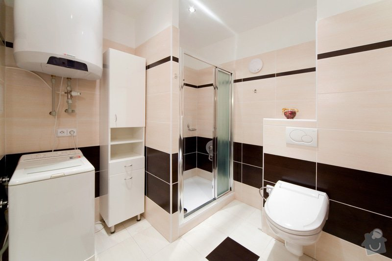 Rekonstrukce koupelny a WC: IMG_6355