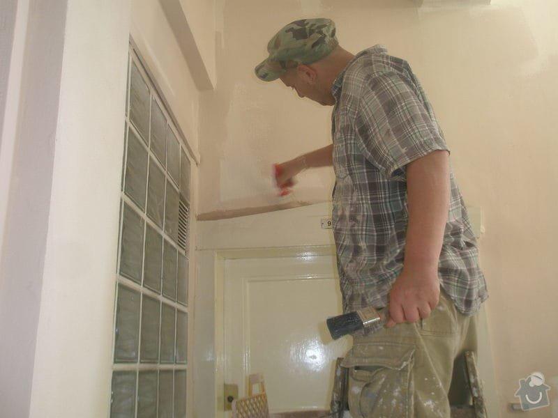 Rekonstrukce společných prostor domu na Vinohradech: P7040177
