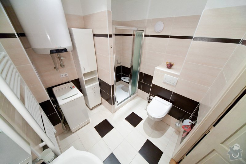 Rekonstrukce koupelny a WC: IMG_6380