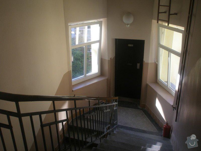 Rekonstrukce společných prostor domu na Vinohradech: P7230255
