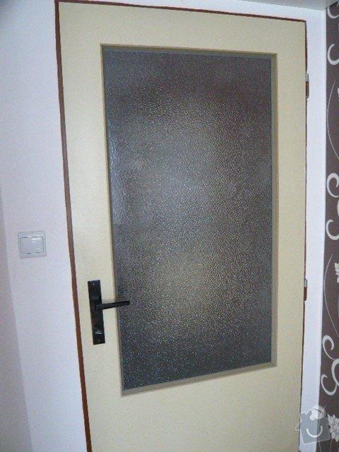 Renovace interiérových dveří: Dvere_NB