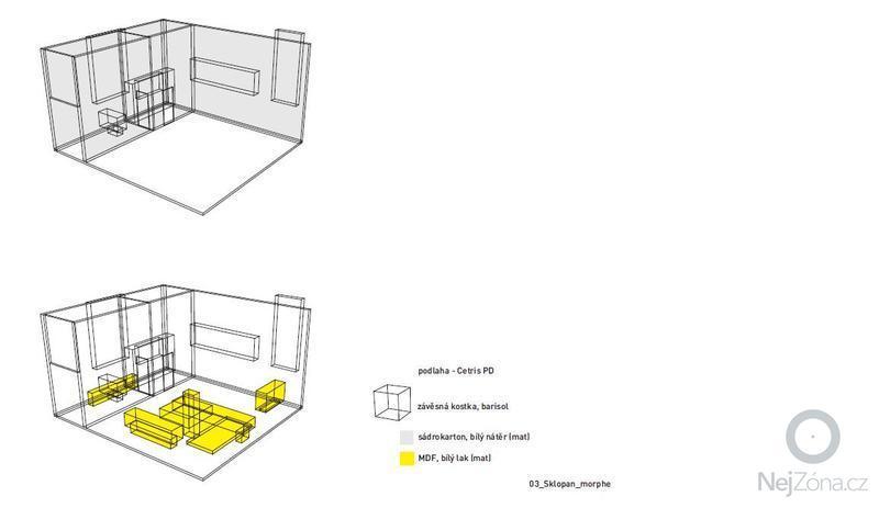 Realizace stánku na veletrh (kalkulace): 03