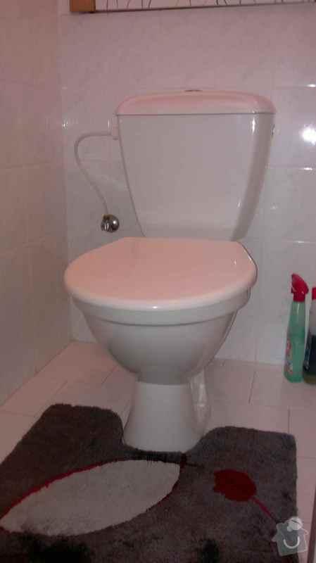 Výměna ventilů nádržky u WC kombi: WC_03