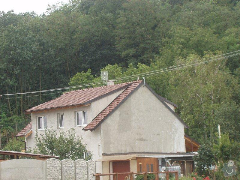 Pokrytí a oplechování střechy: Reference_007