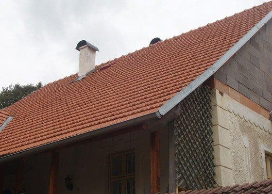 Pokrytí a oplechování střechy