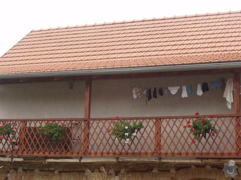 Pokrytí a oplechování střechy: Reference_003