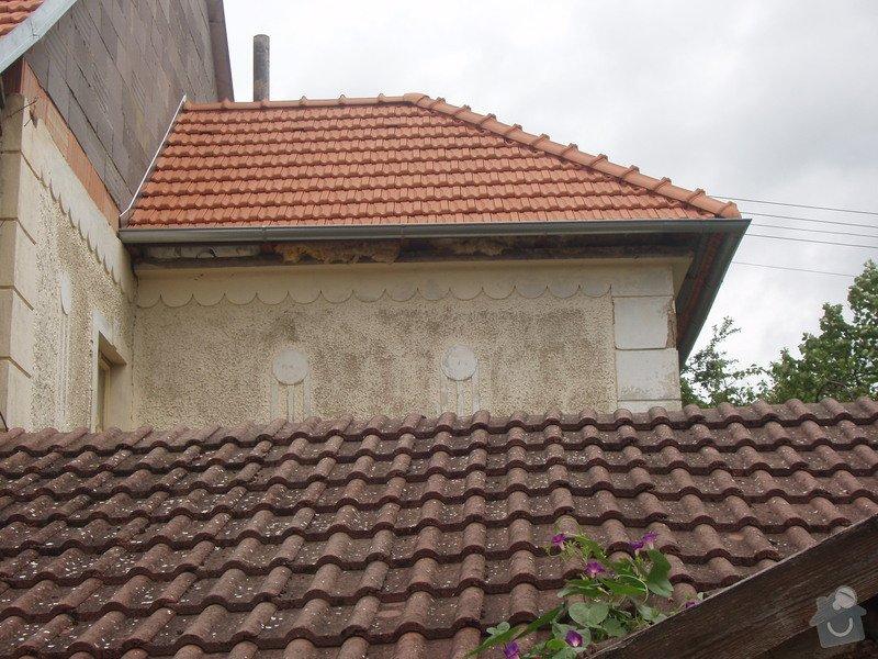 Pokrytí a oplechování střechy: Reference_004