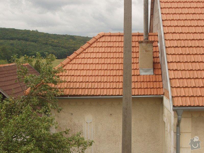 Pokrytí a oplechování střechy: Reference_006