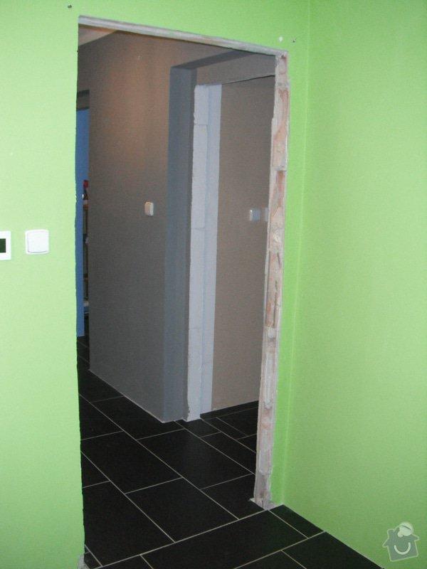 8ks dveří Solodor, včetně montáže: DSCF1819