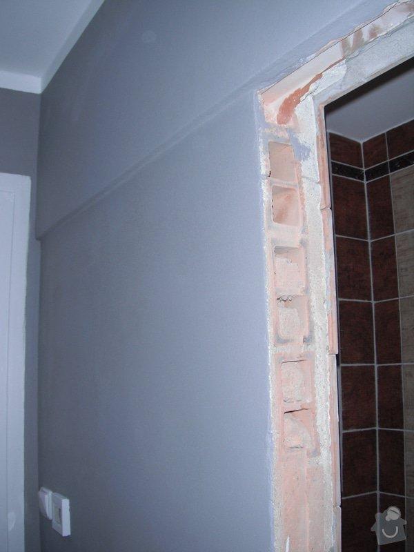 8ks dveří Solodor, včetně montáže: DSCF1825