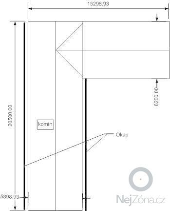 Výměna střešní krytiny 290 m2: strecha