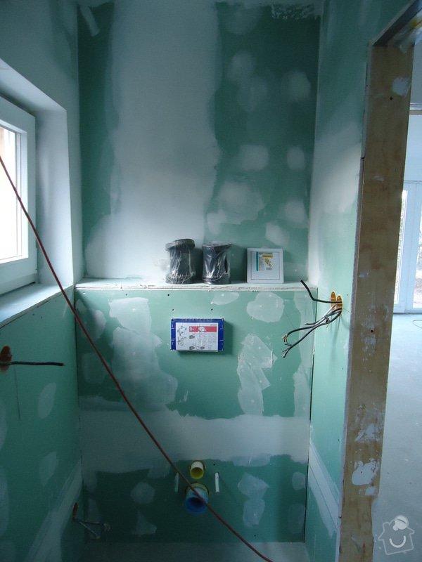 Koupelny a WC obklady,dlažba,: DSC08039