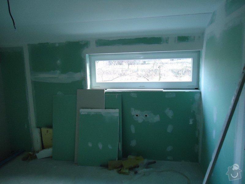 Koupelny a WC obklady,dlažba,: DSC08044