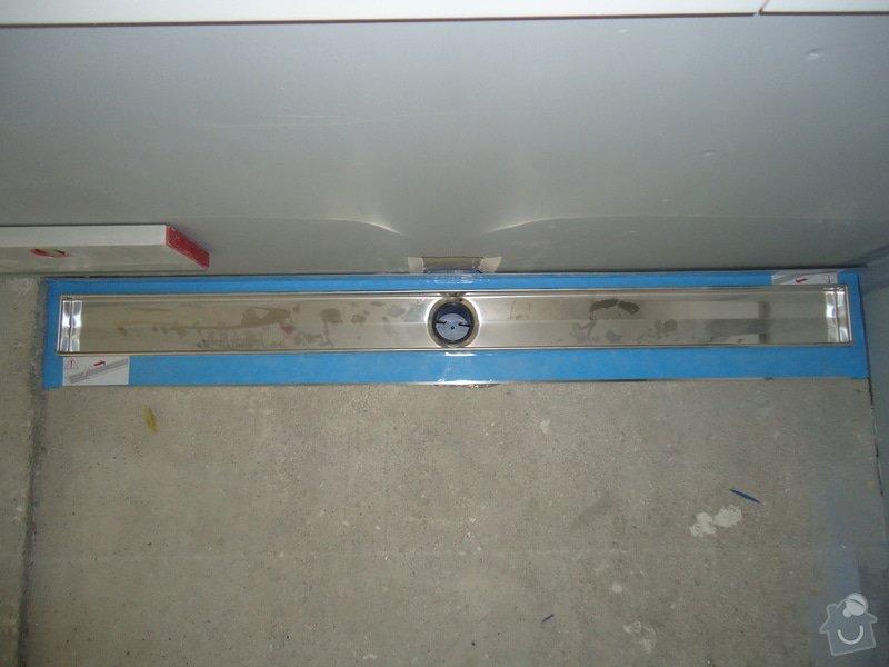 Koupelny a WC obklady,dlažba,: DSC08115