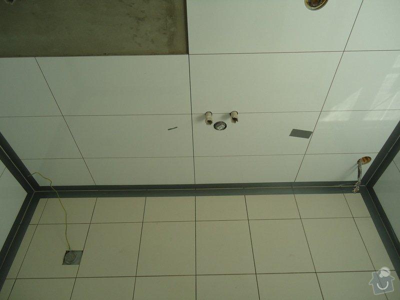 Koupelny a WC obklady,dlažba,: DSC08108