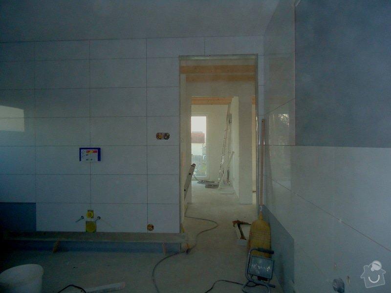 Koupelny a WC obklady,dlažba,: DSC08096