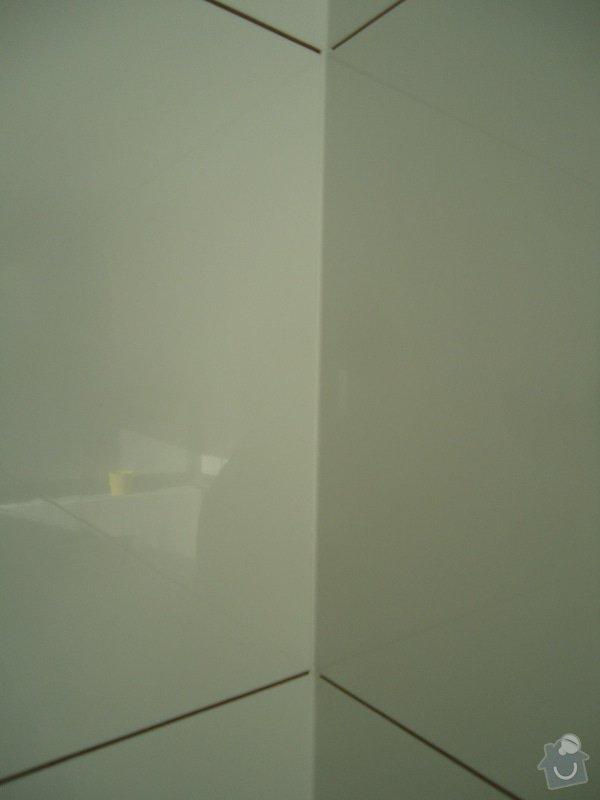 Koupelny a WC obklady,dlažba,: DSC08107