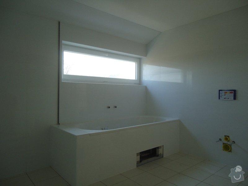 Koupelny a WC obklady,dlažba,: DSC08192