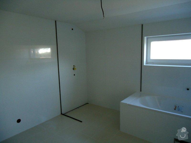 Koupelny a WC obklady,dlažba,: DSC08197