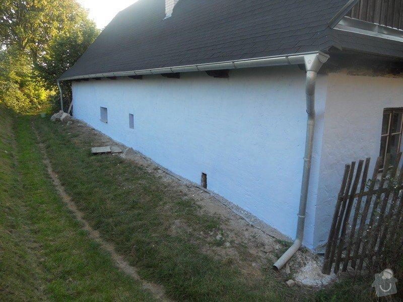Omítnout domek: DSCN1149