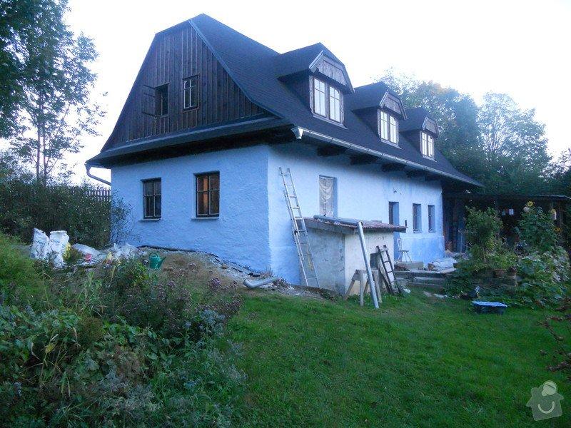 Omítnout domek: DSCN1154