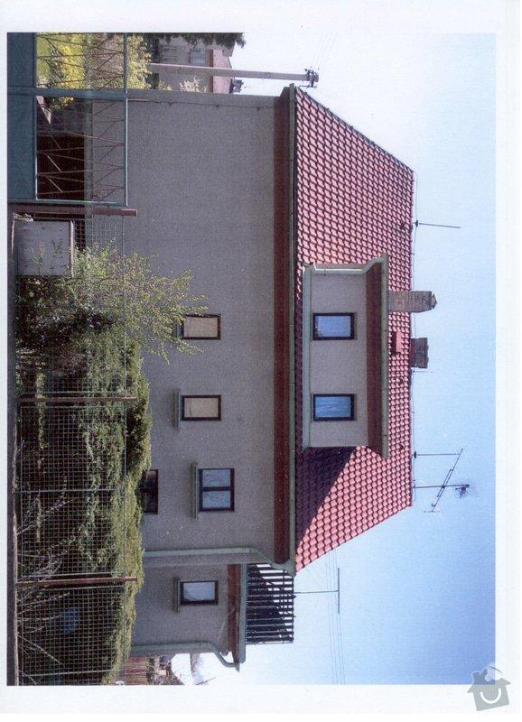 Rekonstrukci střechy, změna vazby: Foto_1