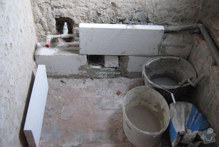 Stavební práce a instalatérské práce (obklady, dlažba, připojení WC a umyvadla): IMG_5489_tn