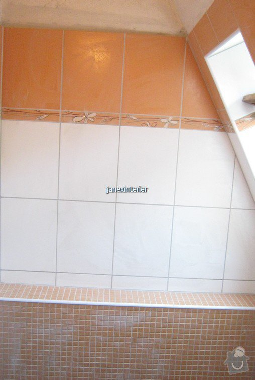 Stavební práce a instalatérské práce (obklady, dlažba, připojení WC a umyvadla): IMG_5537_tn