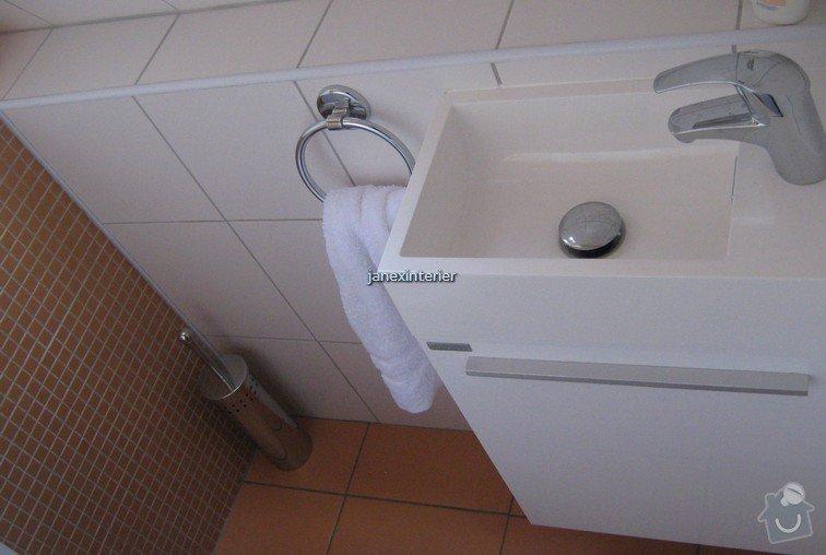 Stavební práce a instalatérské práce (obklady, dlažba, připojení WC a umyvadla): IMG_5594_tn
