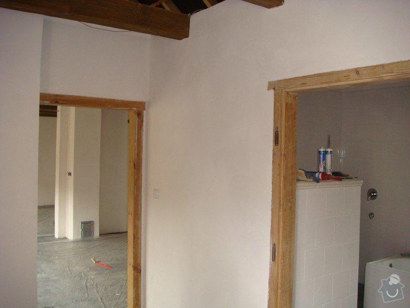 Rekonstrukce interiéru: 02