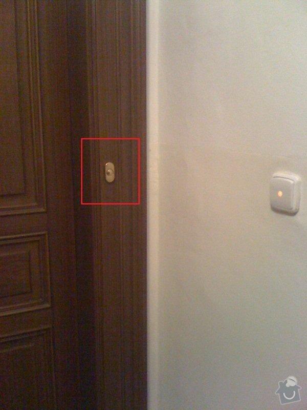 Posunutí vypínače: DoorsAfter